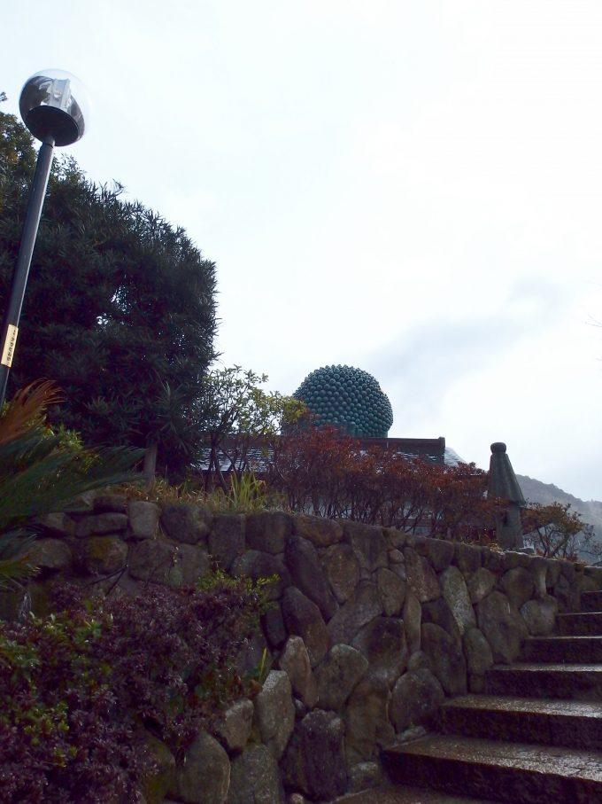 南蔵院-お釈迦様の頭