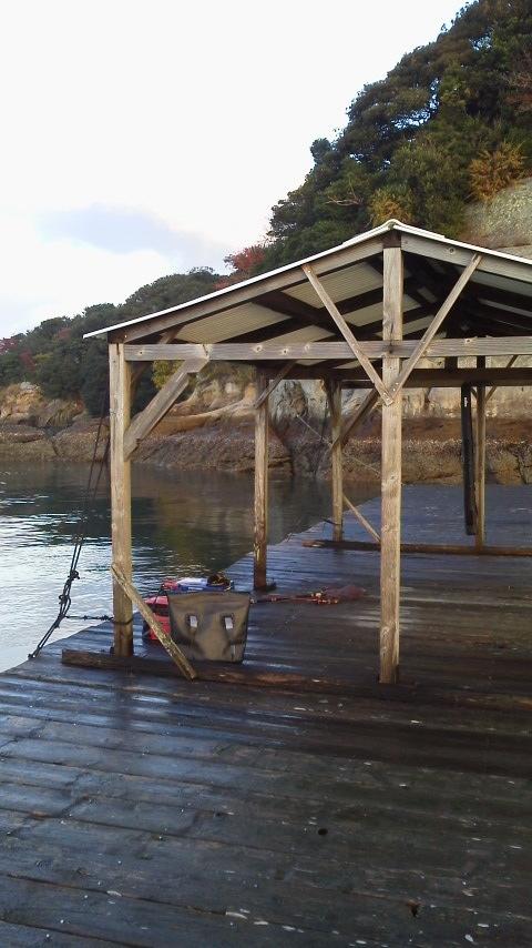 仮屋湾遊漁センター1号筏 (2)