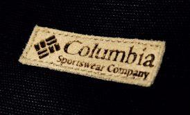 Columbiaコロンビア-ダック生地-ペインターパンツ-革パッチ