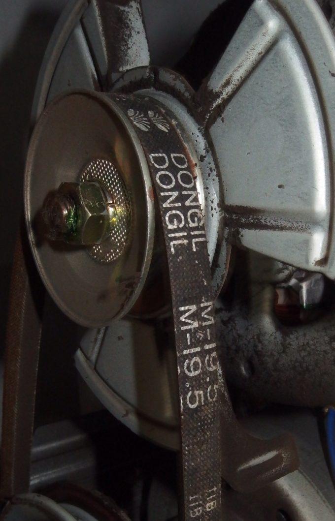 洗濯機Vベルト-M-19.5