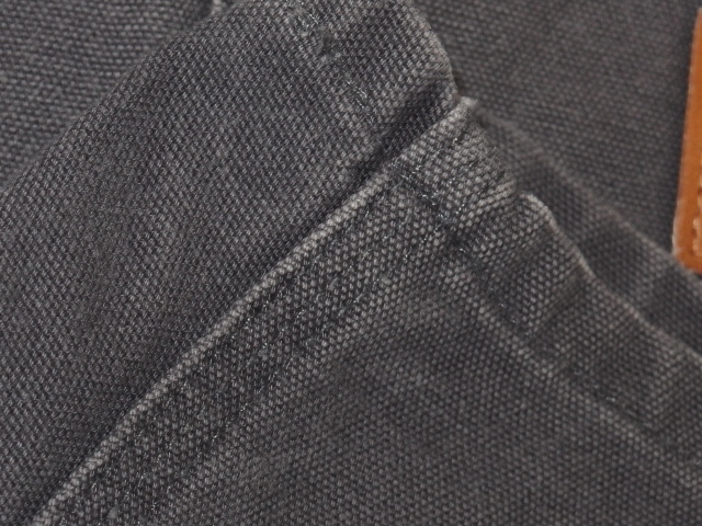 Carhartt カーハート ダックワークショートパンツ トリプルステッチ 裾